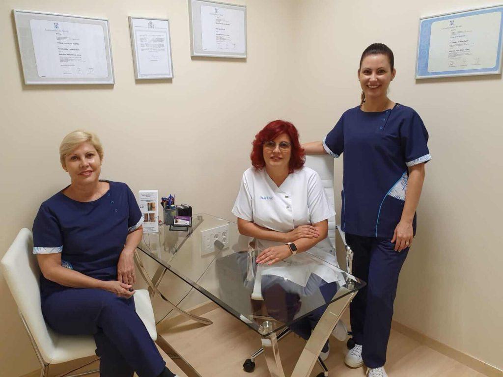 Equipo ClinicaAlbayc